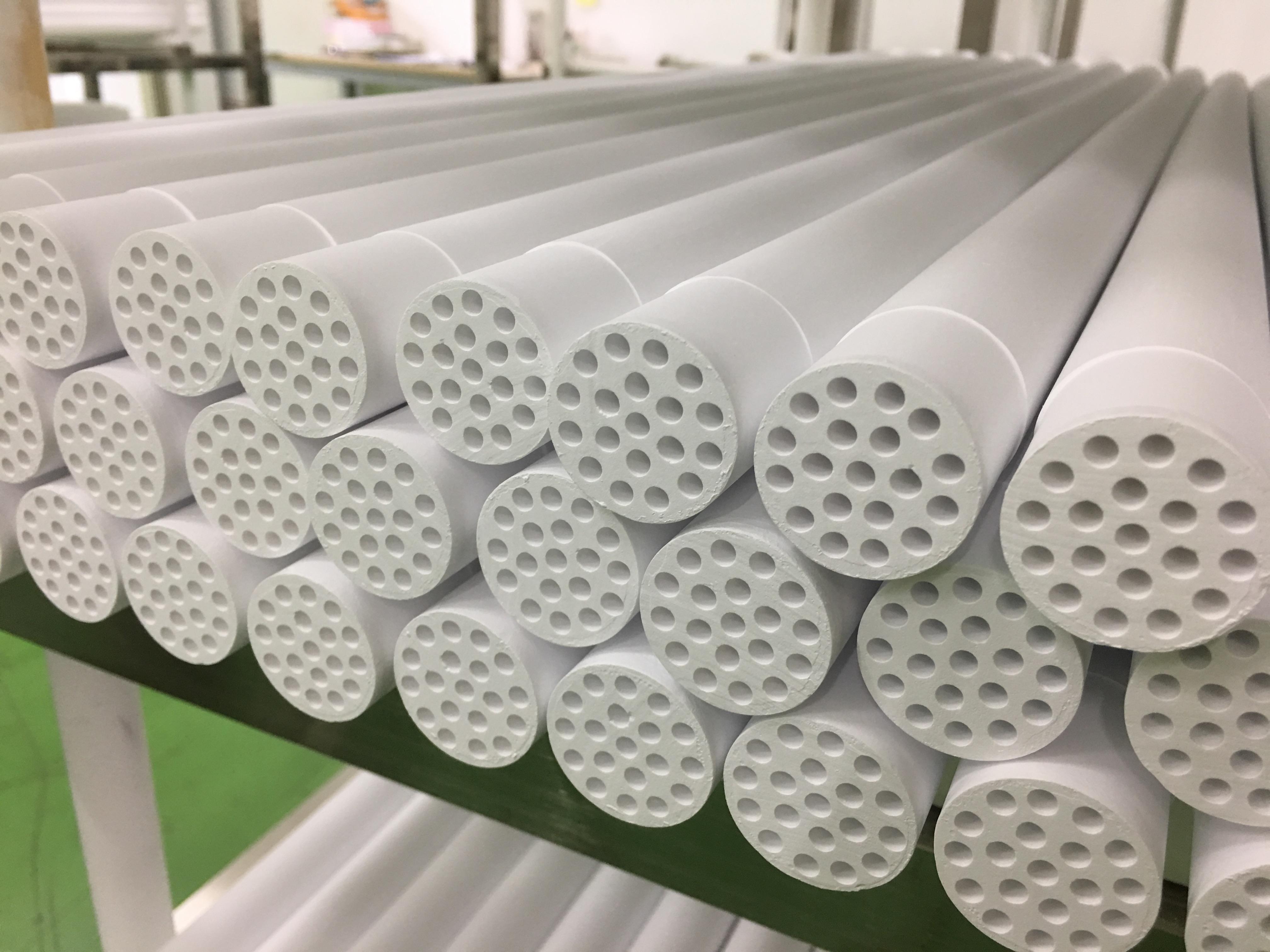 膜分離設備 陶瓷納濾膜 孔徑2nm 無機膜 分離過濾純化濃縮