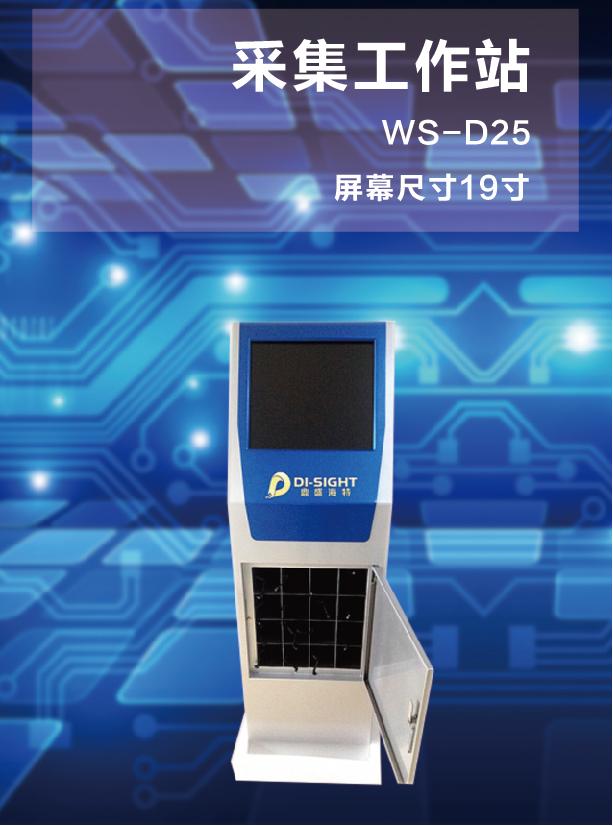 鼎盛海特WS-D25數據采集站