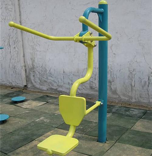 自重式上肢训练器