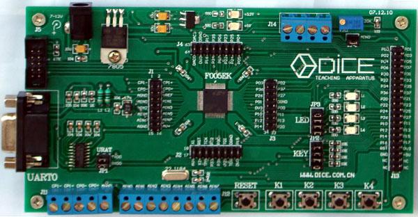 DICE-F005 评估板
