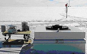 地表紫外-可见光长期监测系统