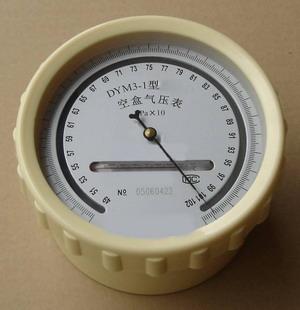 高原型空盒气压表DYM3-1