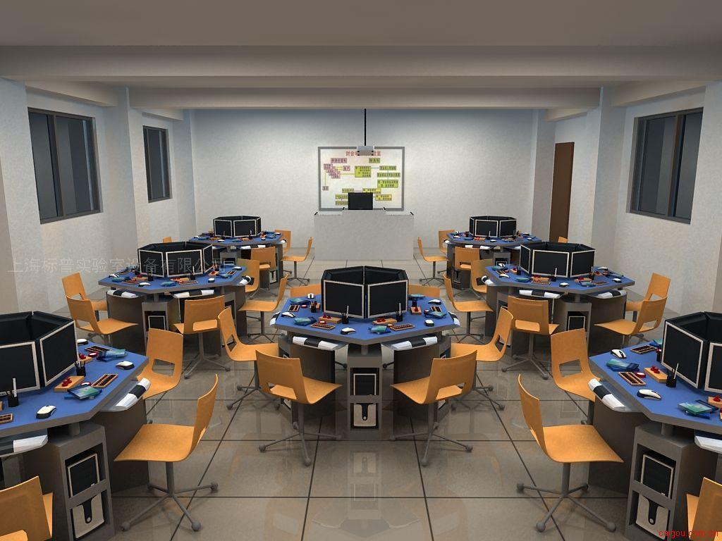 開放式會計手工及電算化二合一財會模擬實驗室