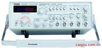 Protek系列  G305 扫频函数发生器