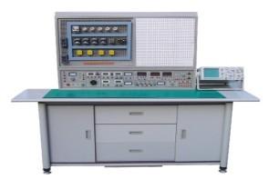 SXKL-745C 通用电工、电子、电拖实验与电工、电子、电拖技能综合实训考核装置