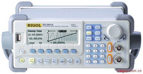 DG2000 函数/任意波形发生器