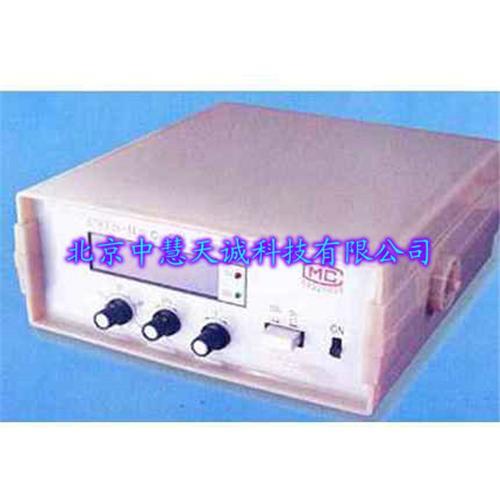 氧气二氧化碳气体测定仪 型号:DCDS-Ⅱ