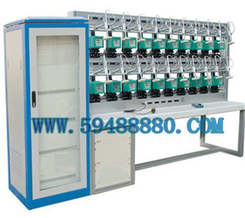 多功能电能表校验仪/单相多功能电能表检定装置 16个表 型号:JCV1/YM-16