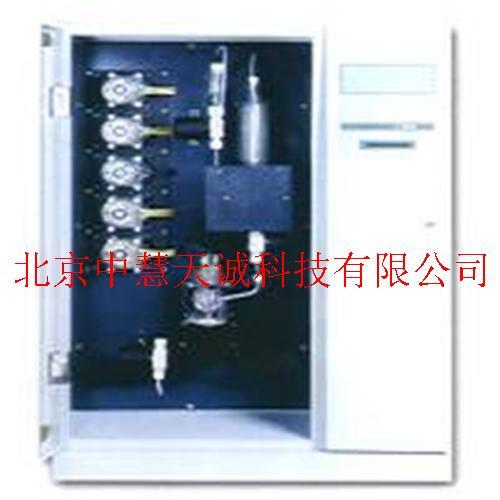 水质在线监测仪(得铬酸钾法) 型号:KQ/EST-2001
