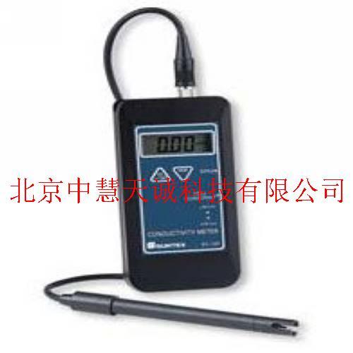 便携式电导度计|手提式电导度计 型号:VD/SC-120