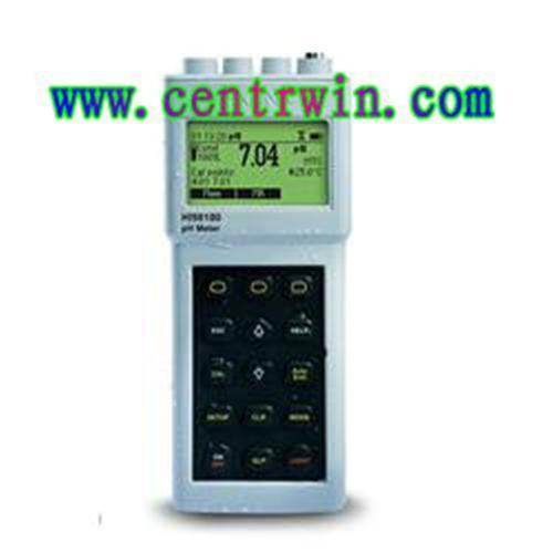 高性能pH测定仪/温度测定仪(防水型)意大利 型号:CEN/HI98180