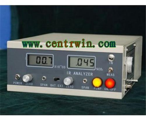 便携式红外线二合一分析仪(CO CO2) 型号:GXH-3010/3011AE