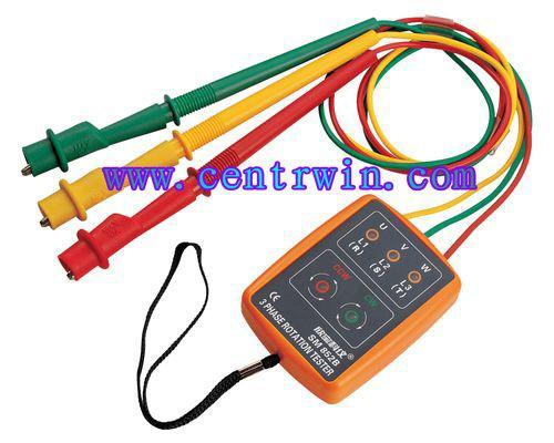 手持式相序表 型号:DNTSM-852B