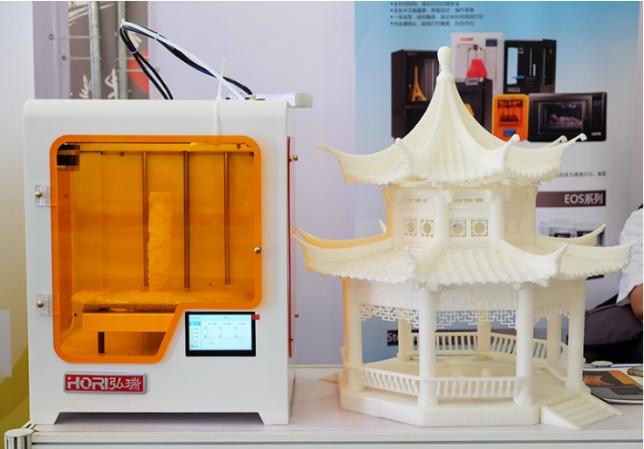 MakerFaire北京 最受创客欢迎3D打印机