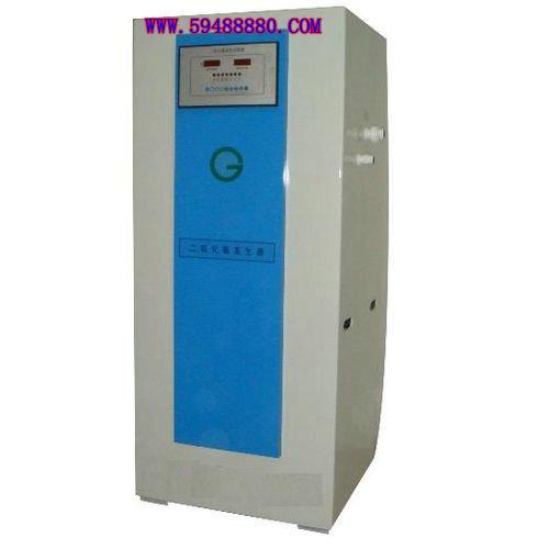 高纯硫酸二氧化氯发生器(300g/h) 型号:HUYG-J300