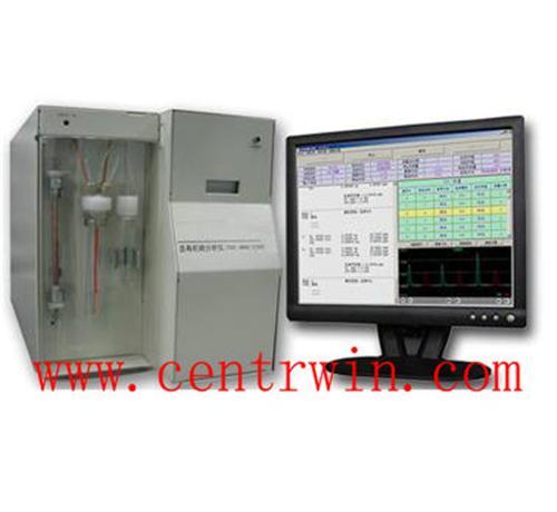 总有机碳分析仪/TOC检测仪 型号:LKET1020A