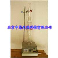 等规萃取器单联/等规萃取装置/聚丙烯等规指数萃取装置型号:SFBC-1