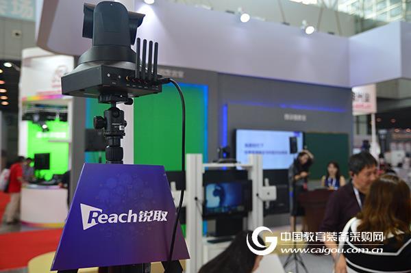 深圳锐取聚焦无线便携技术 与您共话录播发展