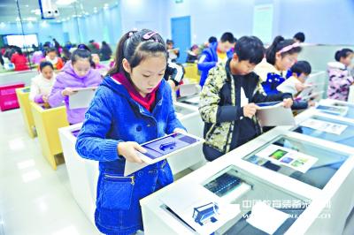 AI+教育落地—中庆智课武汉开启课堂革命