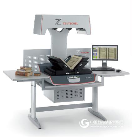 古籍扫描仪助力信息技术时代数字化古籍