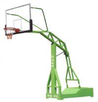 凹箱式仿液壓籃球架
