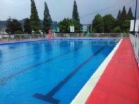 廠家直供15米*25米小標鋼結構拆裝式游泳池
