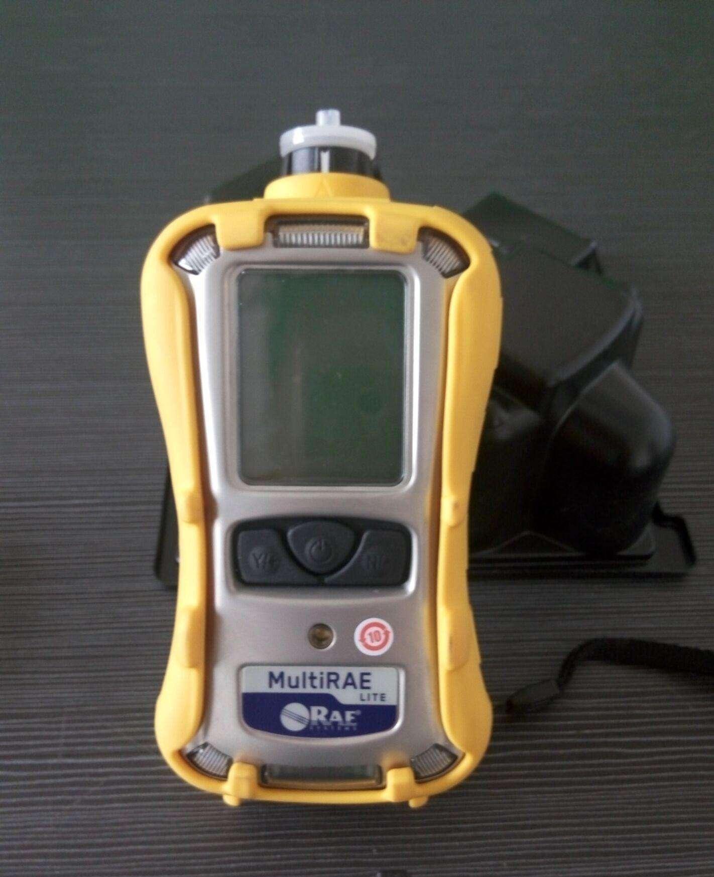 美國華瑞MultiRAE2復合氣體檢測儀PGM-6208六合一氣體檢測儀