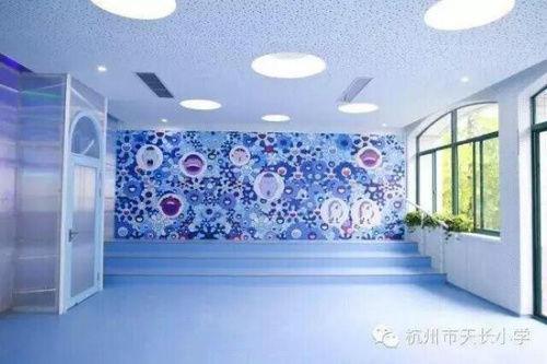 杭州一小学教学楼像城堡 网友赞叹好梦幻(图)
